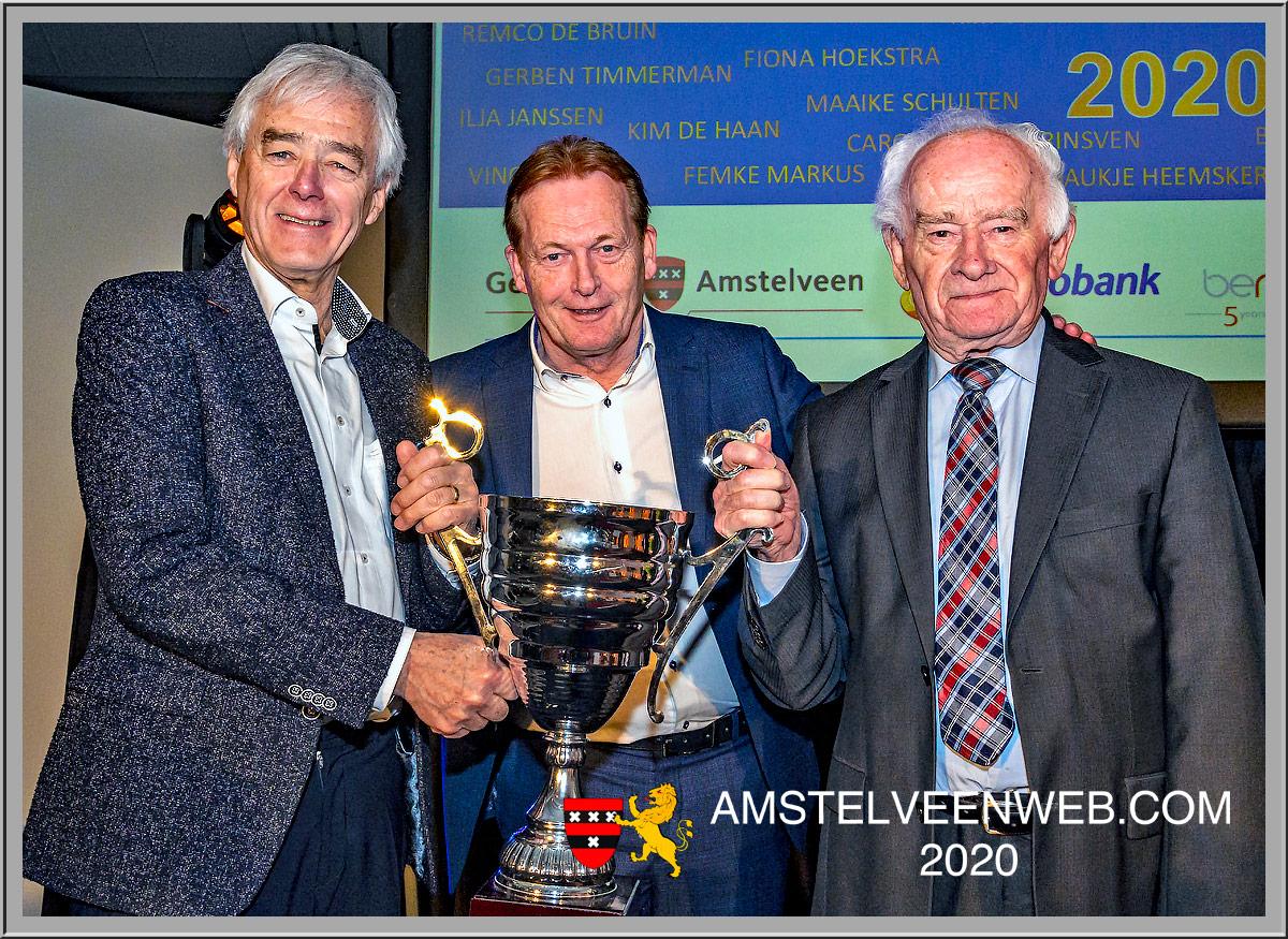 Sporting Martinus wint de titel Amstelveense sportvereniging van het jaar 2019!