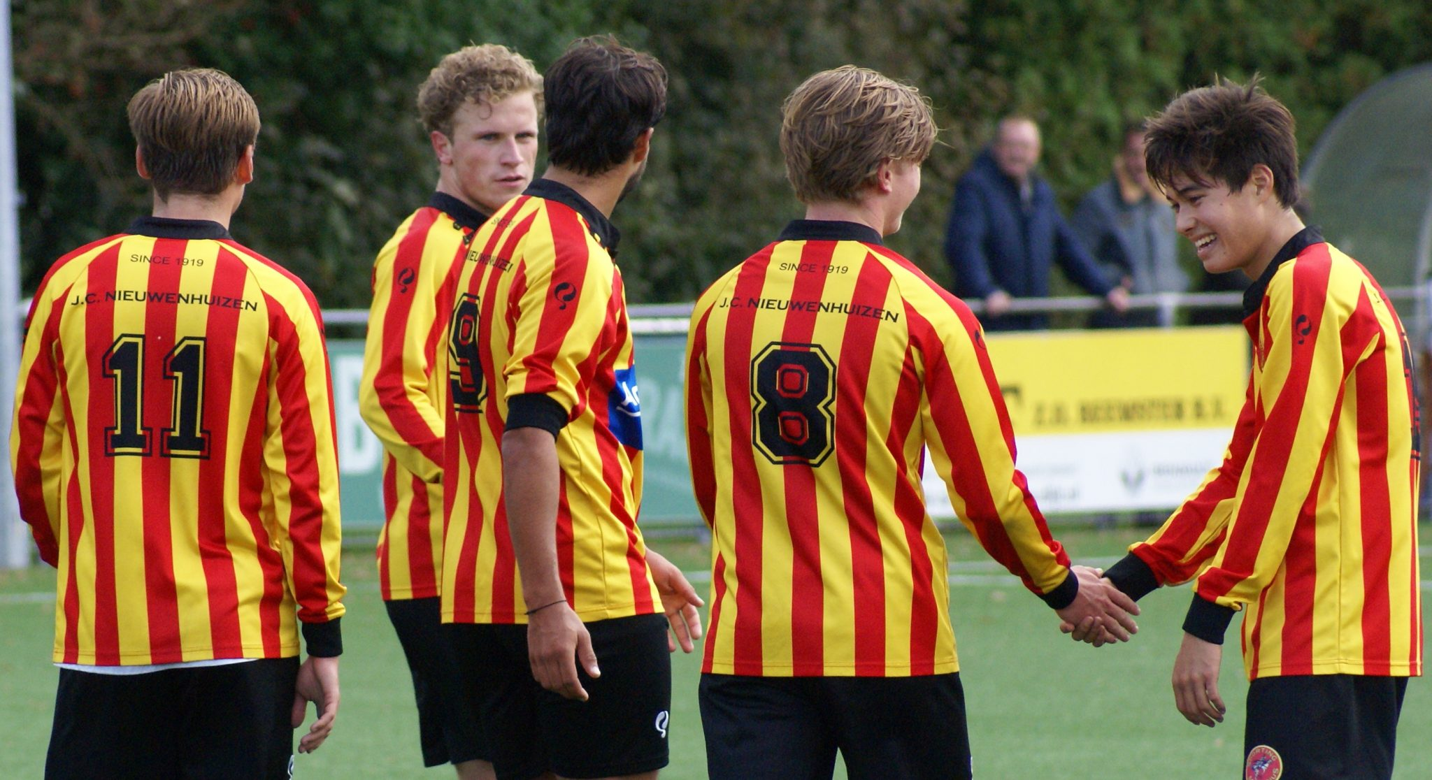 Sporting Martinus in de Top 200 amateurclubs (van de 2407 veldvoetbalclubs in Nederland)