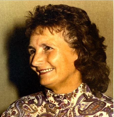 In memoriam: Rita Döppenbecker - van der Horst ( † 16.10.2021)