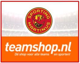 Voetbalstraat is nu Sporting Martinus Teamshop