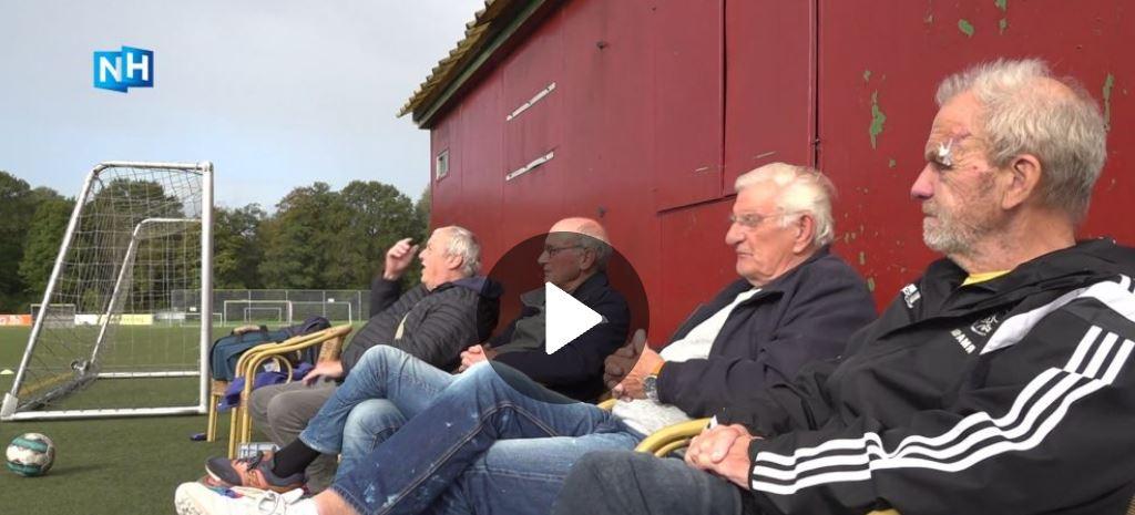 Onze Walking Footballers stelen de show op toernooi en NH nieuws
