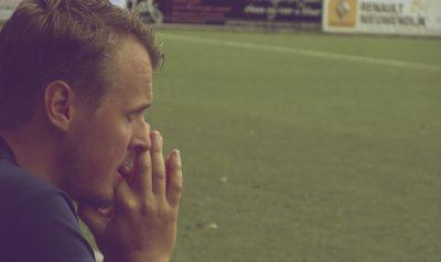 Hoofdtrainer Tom Verhoek verlengt zijn contract met 1 seizoen